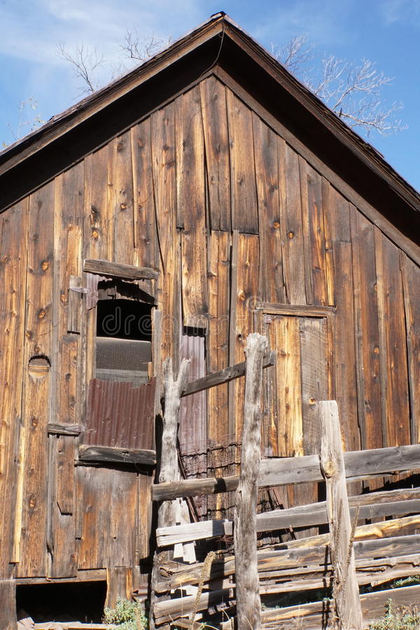 Download Building Awaiting Restoration In Mogollon NM Ghost Town Stock Image - Image of awaiting, some: 79705277