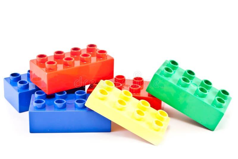 Building blocks royalty free stock photo