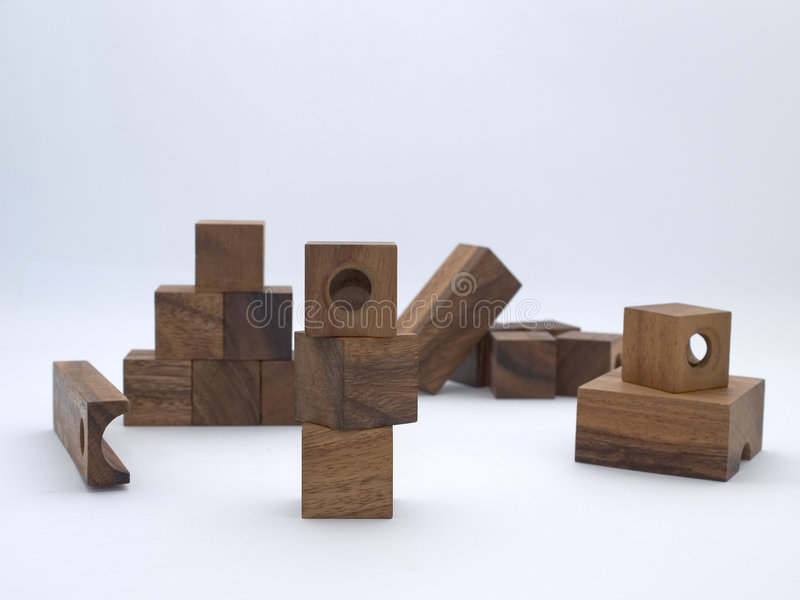 Download Building Blocks stock image. Image of buil, create, construct - 193625