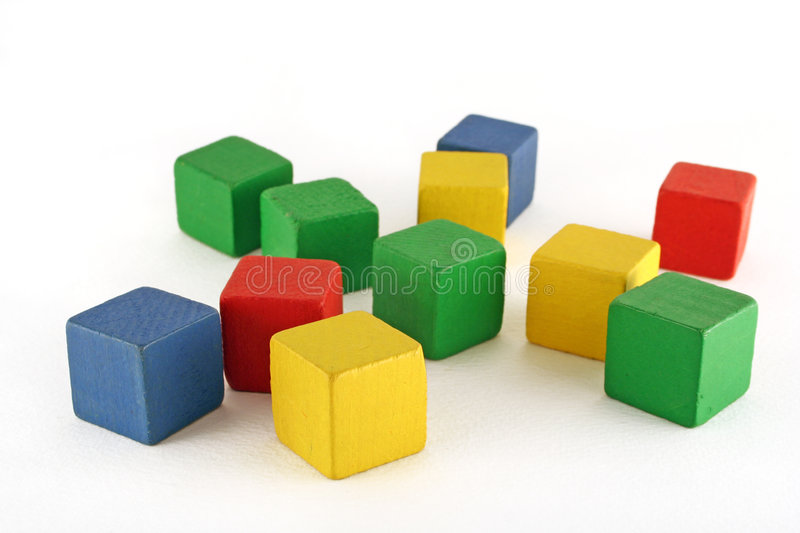 Download Building blocks stock image. Image of block, baby, child - 604867