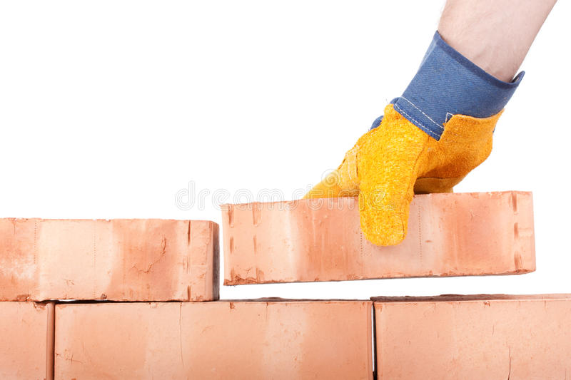 Download Building Brick Wall Stock Photo Image Of White Architect
