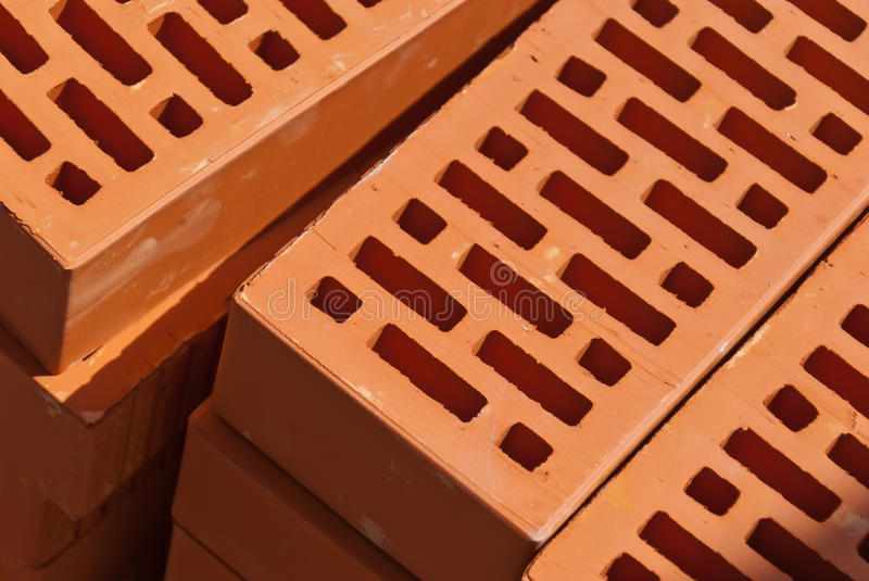 Building Bricks Royalty Free Stock Images