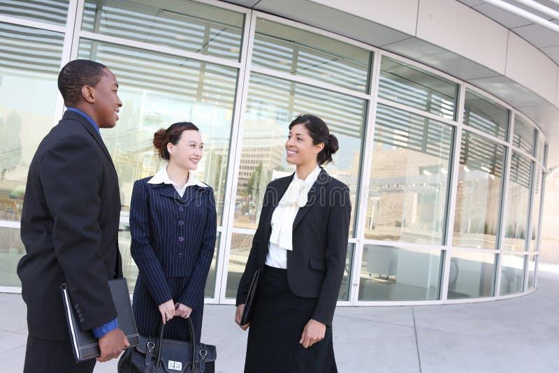 building business diverse office team στοκ φωτογραφίες