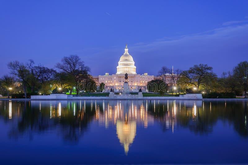 building capitol states united στοκ φωτογραφία με δικαίωμα ελεύθερης χρήσης