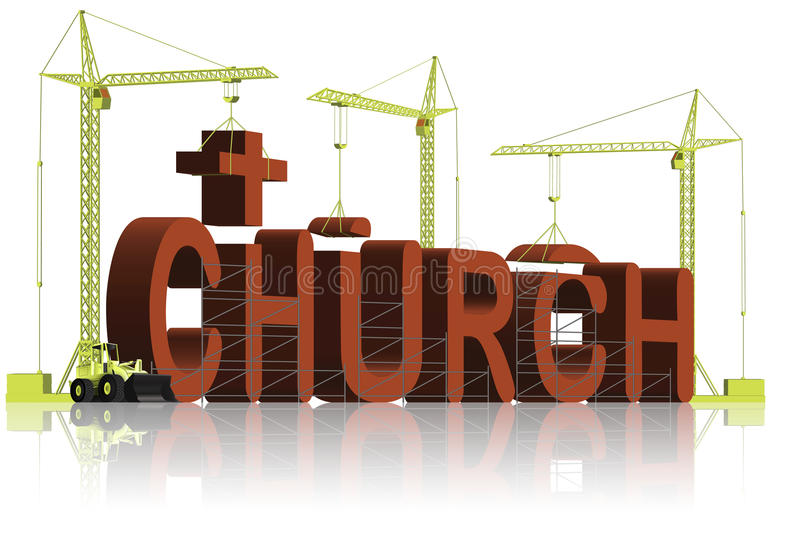 Download Building A Christian Church Religion Trust Stock Images - Image: 13219994