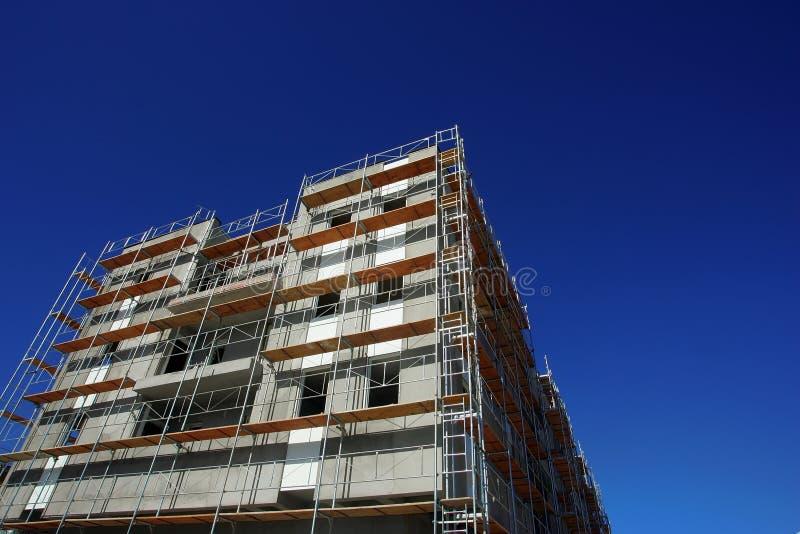 Building construction 2 royalty free stock photos