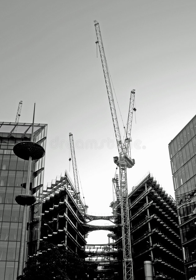 Free Building Construction Abstract Stock Photography - 6391262
