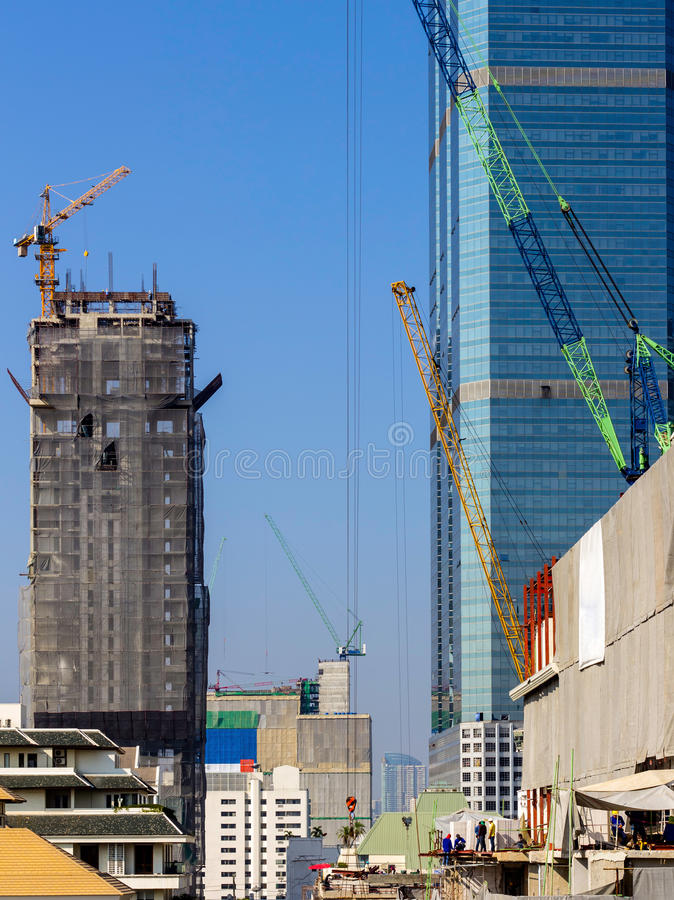 Download Building construction stock image. Image of buildings - 36223129