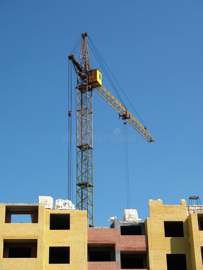 Building Crane Free Stock Photo