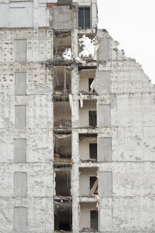 Free Building Demolition Stock Photo - 29774360