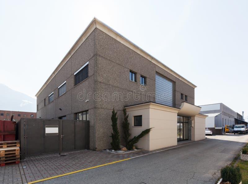 Building exterior, warehouse stock photos