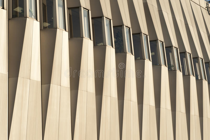Building Facade Element Stock Photography