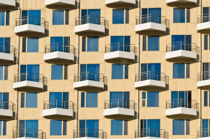 Download Building facade pattern stock image. Image of lines, colorful - 24469333
