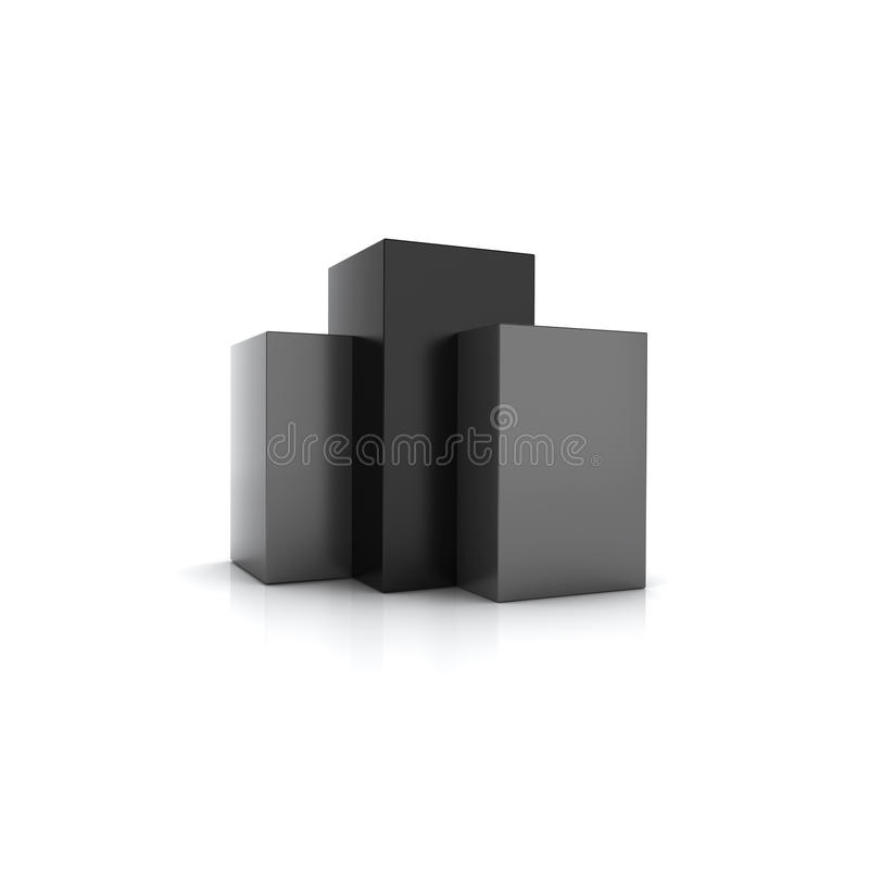Building Firm Symbol Stock Photo