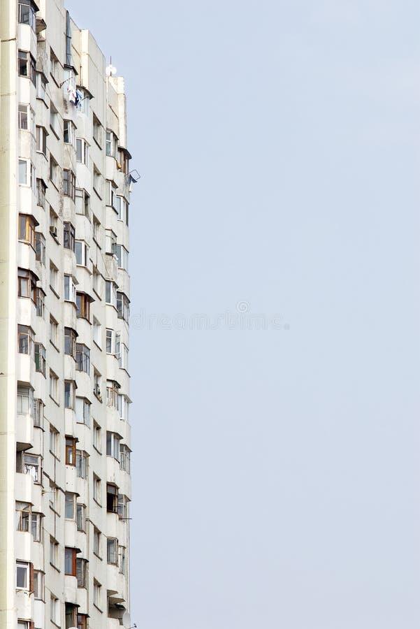 Building Front Multistoried Στοκ εικόνες με δικαίωμα ελεύθερης χρήσης