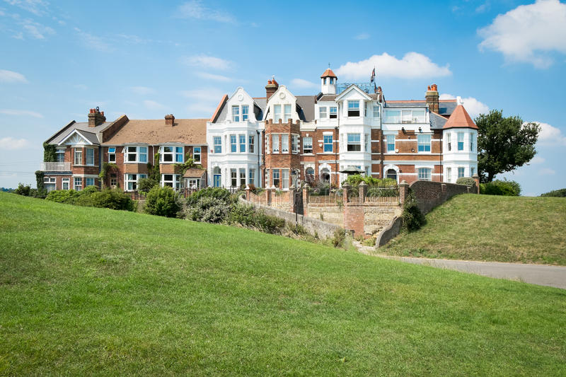 Download Building At Hastings UK Stock Photo - Image: 43011473
