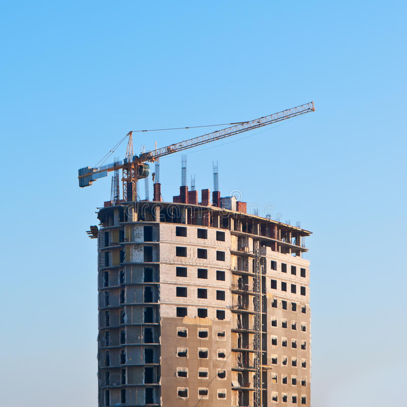 Download Building A House Royalty Free Stock Photo - Image: 17030215