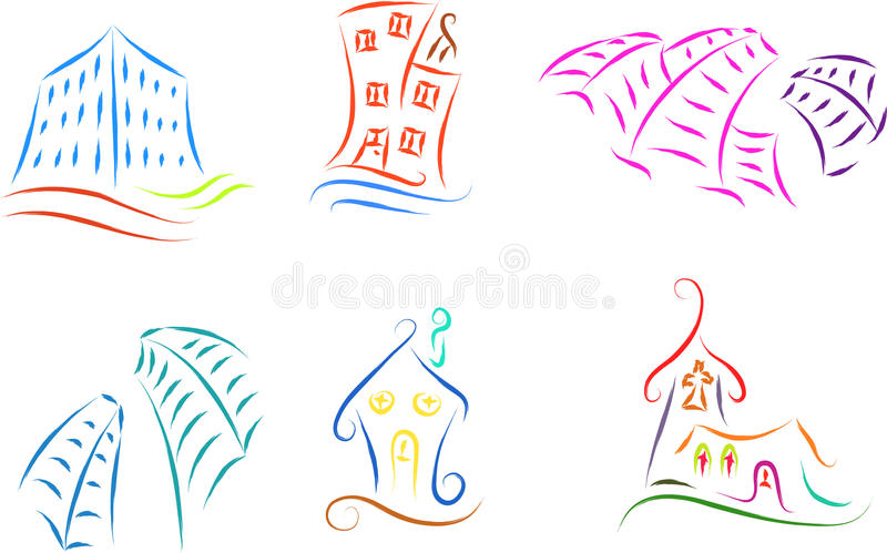 Download Building And Houses Royalty Free Stock Photos - Image: 25935688