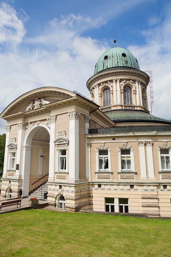 Free Building In Ladek Zdroj, Poland Stock Image - 174771141