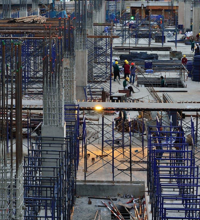Building Labor 1 Editorial Stock Photo