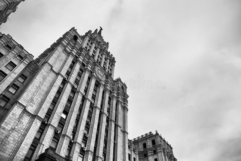 Building, Landmark, Sky, Black And White royalty free stock photos