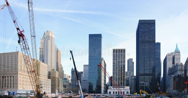 Building lot at Ground Zero