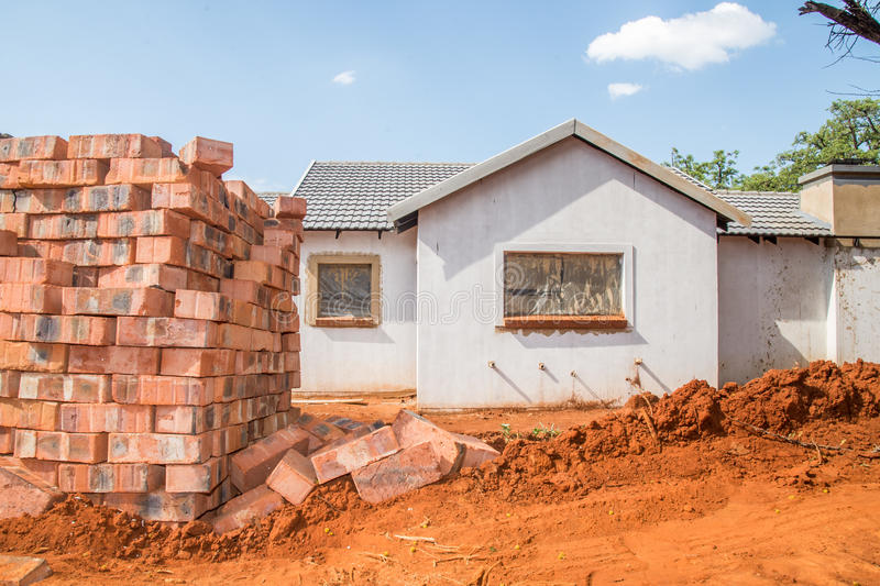 Building material royalty free stock image