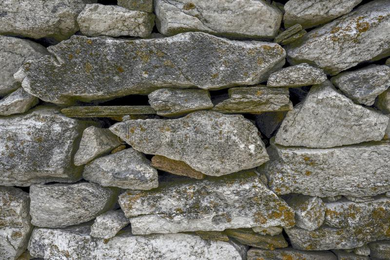 rock building materials royalty free stock photo
