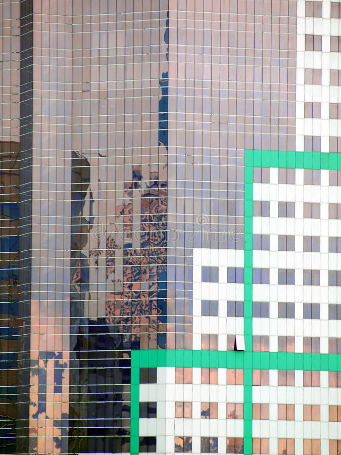 Download Building mirror glass wall stock photo. Image of reflection - 21013900