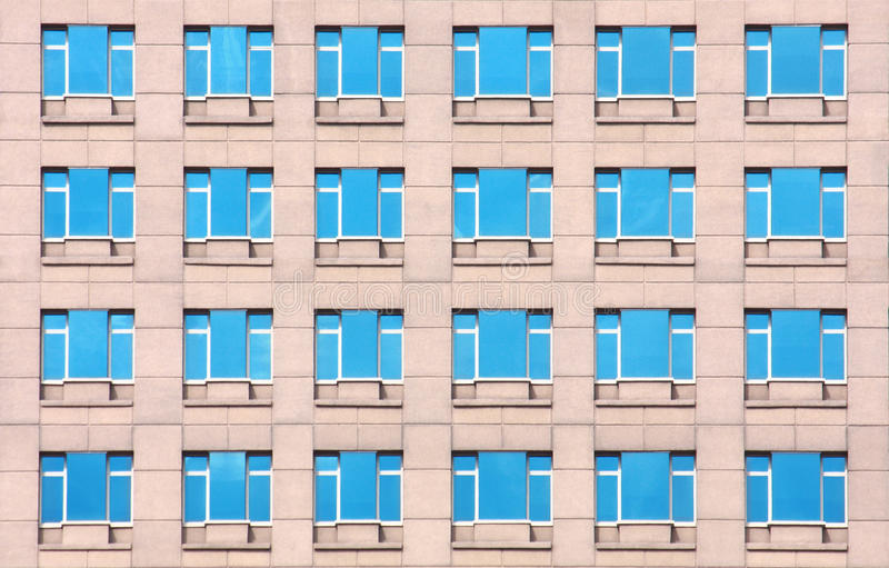 Download Building mirror pattern stock image. Image of futuristic - 23733047