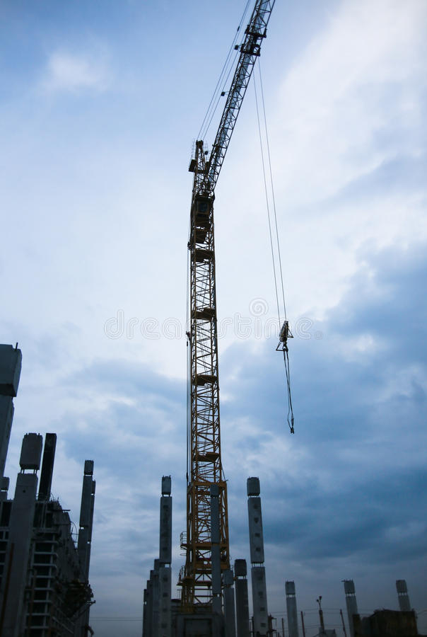 Download Building Of Modern High-rise Buildings Stock Photo - Image: 26537826