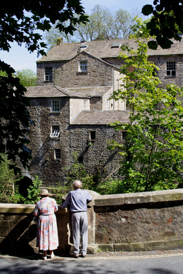 Download Building Near Aysgarth stock image. Image of dales, building - 1712955