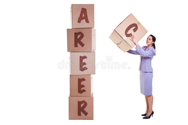 Download Building a new career stock photo. Image of career, employment - 13494550