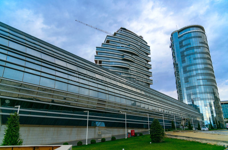 Qafqaz Hotel Business Center In Baku Editorial Photography Image Of Steel Business 87914417