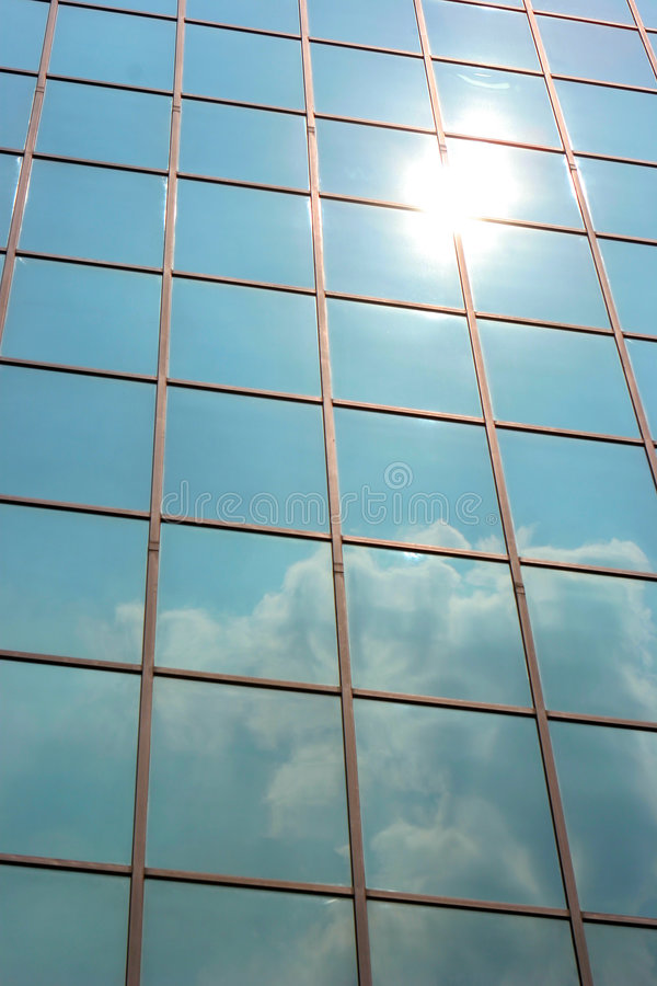 Free Building Reflections Stock Photography - 272732