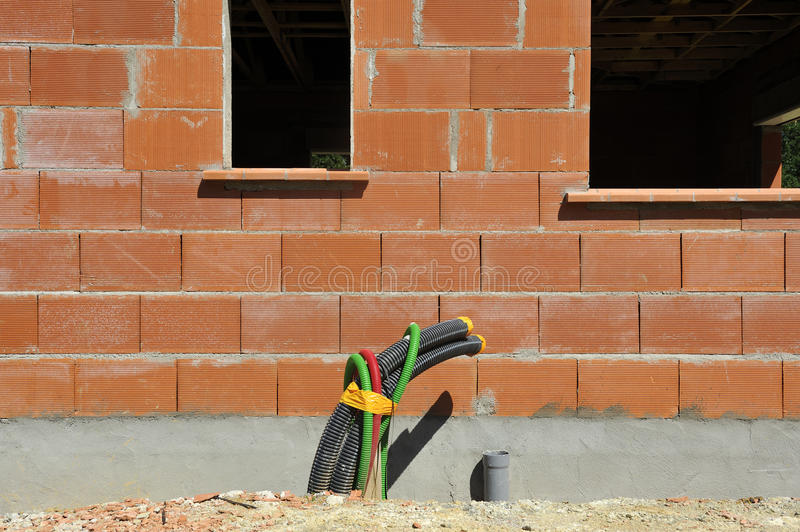 Download Building A Residential House Stock Photo - Image: 33067062