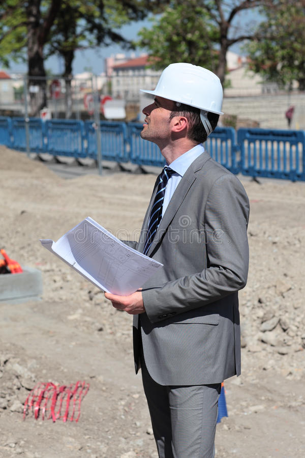 Building site stock images