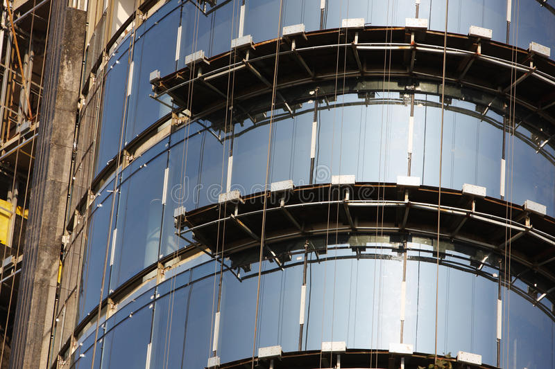 Download Building site stock image. Image of glass, detail, industry - 23869951