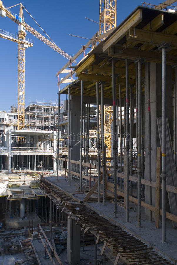 Free Building Site Stock Image - 9537431