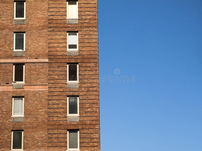 Building and Sky stock photography