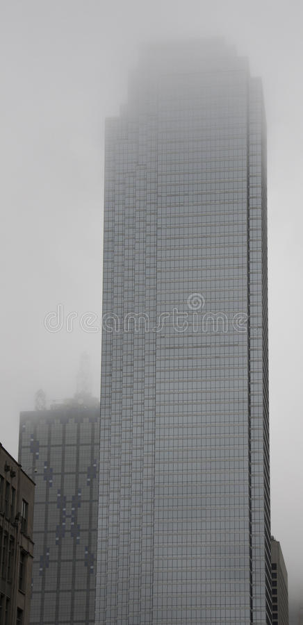 Building in the Sky royalty free stock images