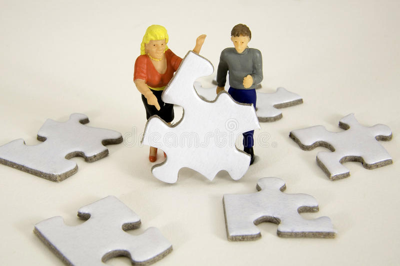 Building a Strategy stock photo