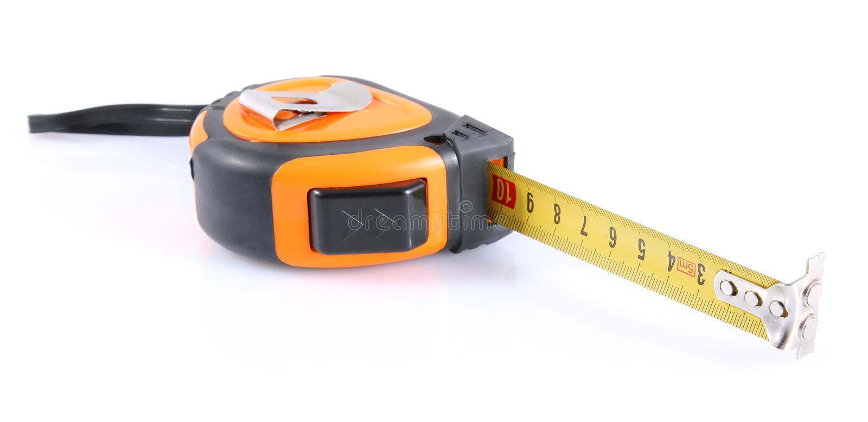 Download Building tape stock image. Image of design, orange, construction - 24245451
