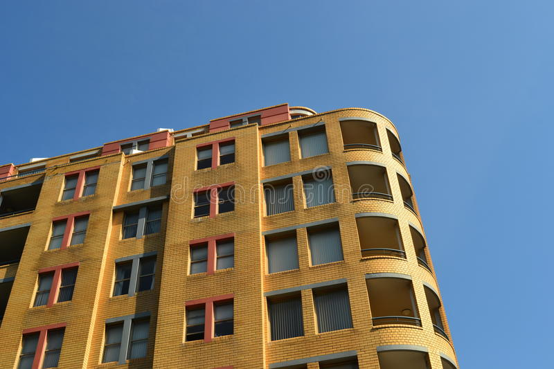 Download Building Under a Blue Sky stock photo. Image of building - 21794772