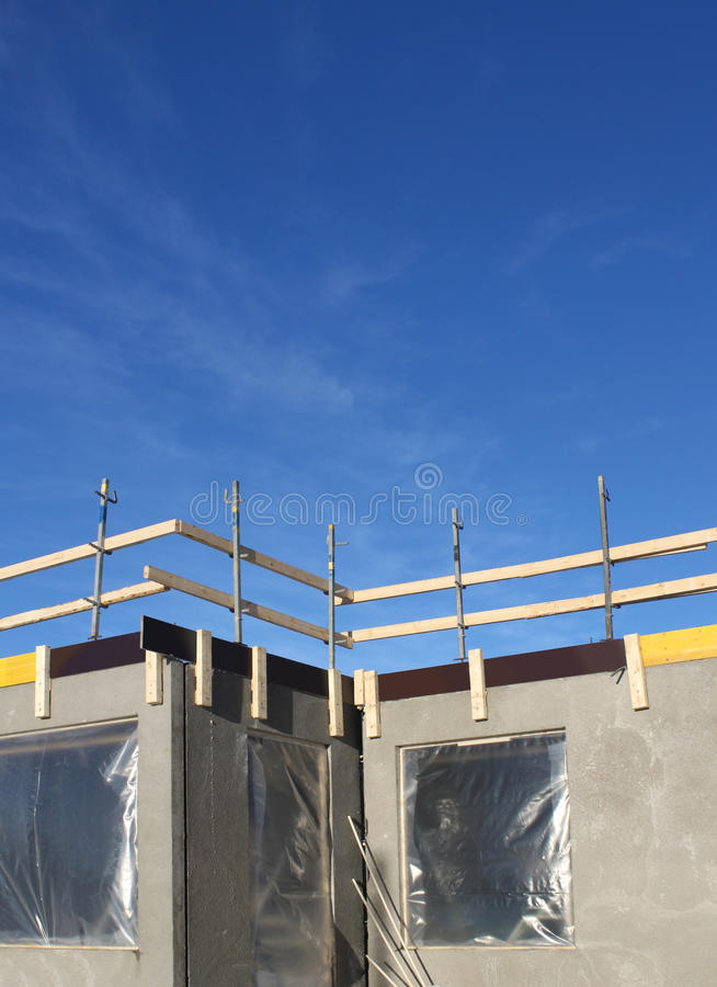 Download Building Under Construction Stock Photo - Image: 18080620