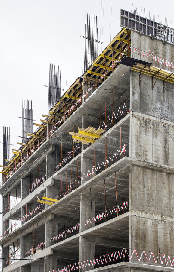 Free Building Under Construction Stock Photo - 49915290