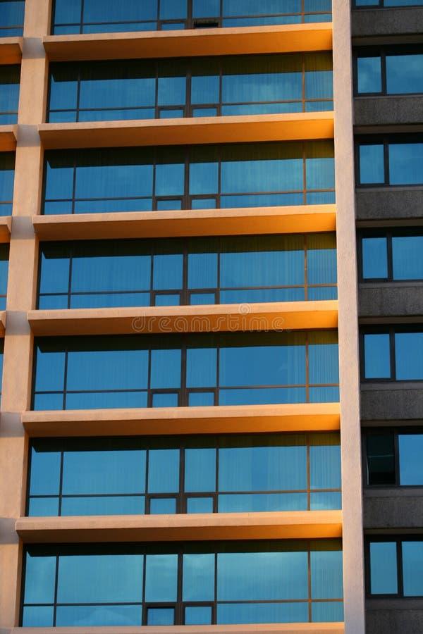 Building With Windows 2 Stock Photos