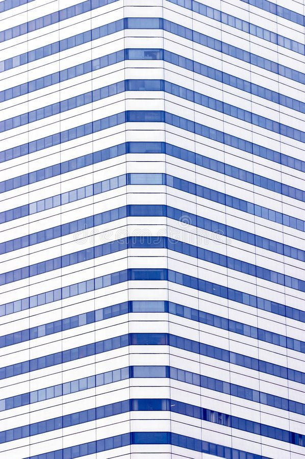 Building Windows Pattern royalty free stock image