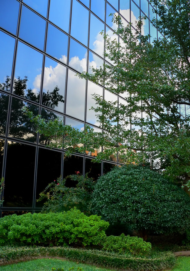 Free Building With Reflection Stock Photos - 267643