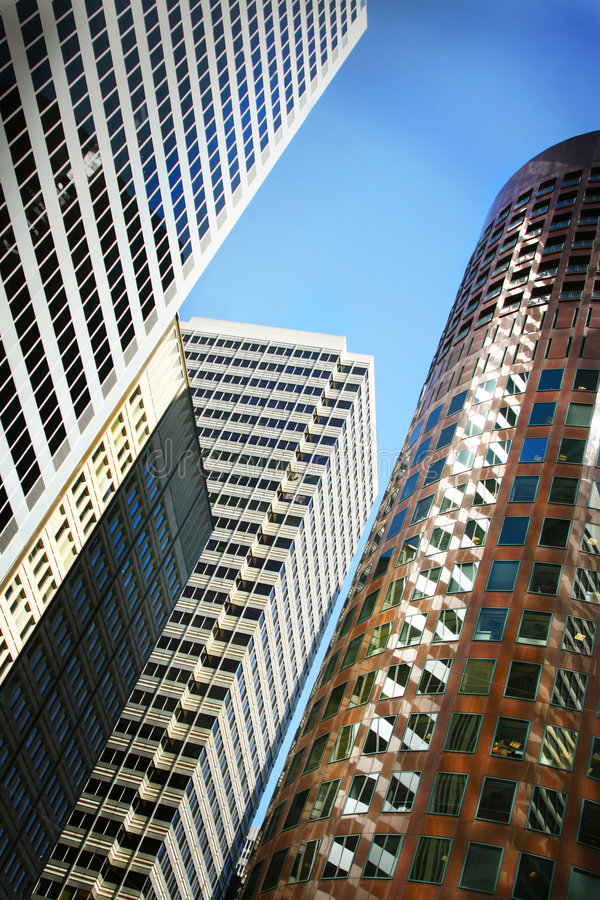 Buildings royalty free stock photos